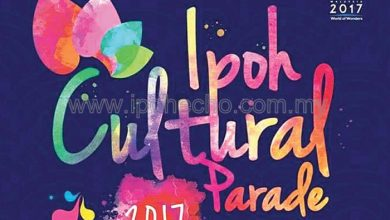 Photo of Ipoh Cultural Parade 2017