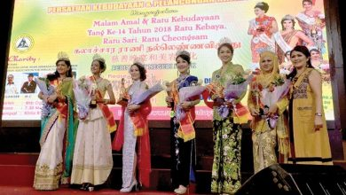 Photo of Cultural Pageant Competition