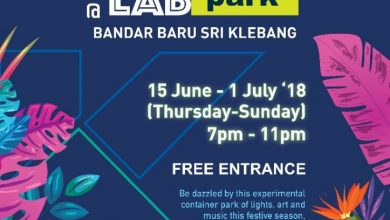 Photo of Raya Kaw-Kaw @ LABpark Bandar Baru Sri Klebang (15 Jun – 1 Jul 2018)