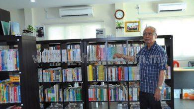 Photo of Mok Soon Sang Library