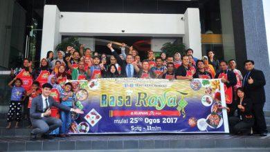 Photo of TKB Brings Rasa Raya to Jelapang
