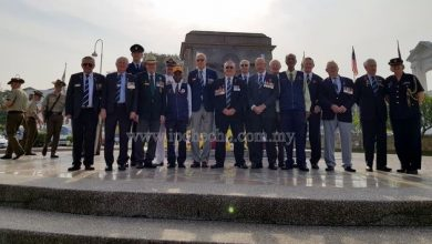Photo of Remembrance Week 2018
