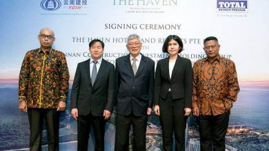 Photo of Award of Contract: The Haven Bintan