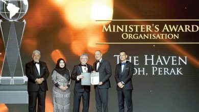 Photo of The Haven Recognised for Bringing Up Ipoh