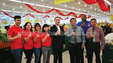 Photo of Econsave Opens in Jelapang