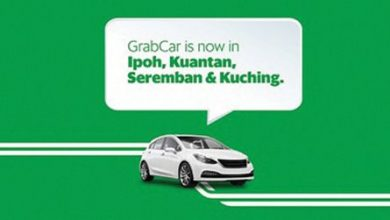 Photo of GrabCar Service Now Available in Ipoh