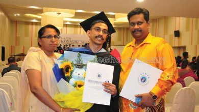 Photo of A Fitting Convocation