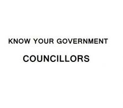 Photo of Know your Government – Councillors