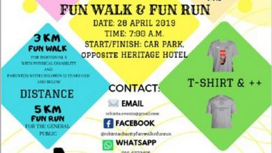 Photo of Charity Fun Walk & Fun Run (28 Apr 2019)