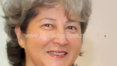 "Photo of Letter:  Farewell ""Ipoh-mali UK Envoy"""