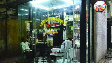 Photo of Old-school Barbers in Ipoh