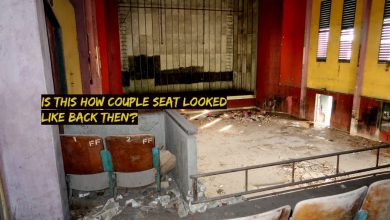 Photo of What's The Story Behind This Abandoned Cinema In Ayer Tawar?