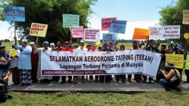 Photo of Heritage:  Historic Taiping Aerodrome Sold