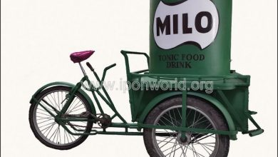 Photo of Letter:  The Milo Man
