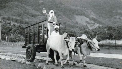 Photo of Heritage: Santa Claus Is Coming To Town