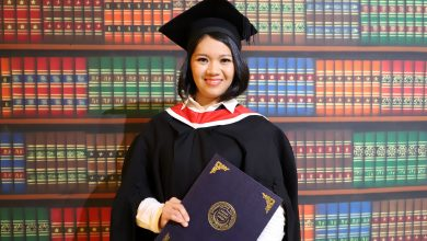 Photo of A Stellar Student from Tg Piandang