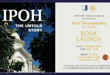 Photo of Book Launch: IPOH The Untold Story (21 Mar 2020)