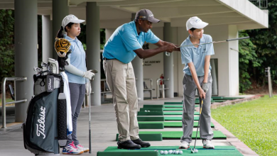 Photo of Big Boost for Junior Golf Game in Perak