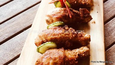 Photo of Recipe: Fried Chicken With Red and White Fermented Beancurd