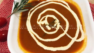 Photo of Recipe: Roasted Tomatoes Soup