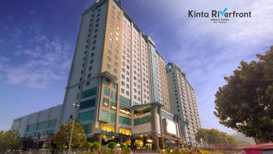 Photo of Kinta Riverfront Hotel and Suites: Closure of Business