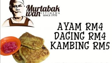 Photo of Pak Wan's Murtabak: Popular Since 1970s