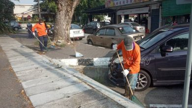 Photo of Cleaning Staff the Heart of Town Cleanliness