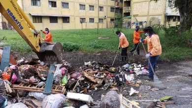 Photo of Ipoh City Council (MBI) Cleans Illegal Dumping Ground