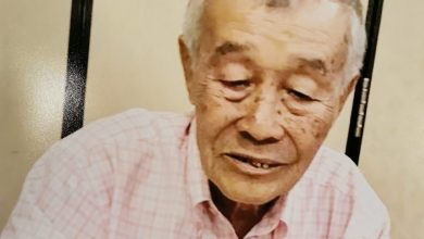 Photo of Missing Elderly: Daughter Worries About Father's Safety