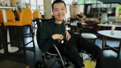 Photo of James Low: Lawyer, Law Scholar, Disability Rights Advocate, Child of God, Brother, Friend