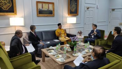 Photo of PCCCI meets with YAB Menteri Besar