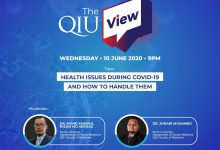 Photo of The QIU View – Health Issues During COVID-19 and How to Handle Them