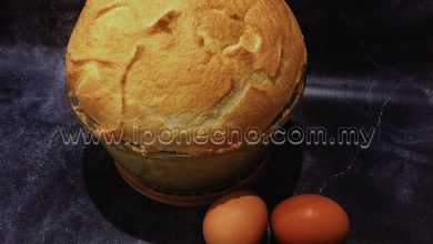 Photo of Recipe: Flourless Hong Kong Style Soufflé