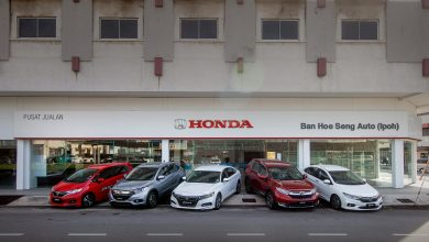 Photo of Only at Ban Hoe Seng Auto: Face-lifted Gallery and New Honda BR-V