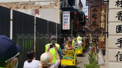 Photo of Ipoh Heritage Rickshaw & Cycling Trail