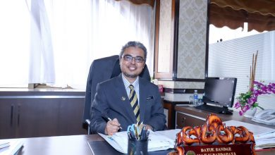 Photo of Rumaizi's 100th Day Tenure as Mayor of Ipoh