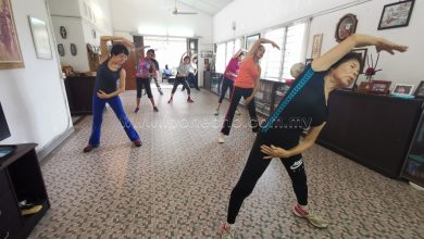 Photo of Aerobics to Stay in Shape