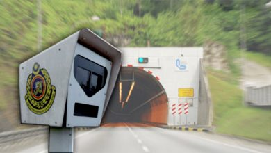 Photo of Four More Cameras Installed at Meru-Menora Tunnel
