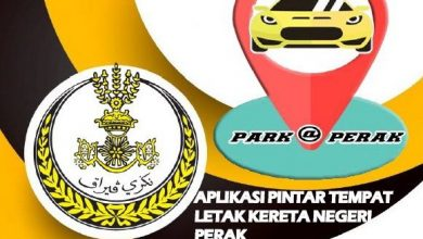 Photo of Ease of Car Park Payment with Park@Perak