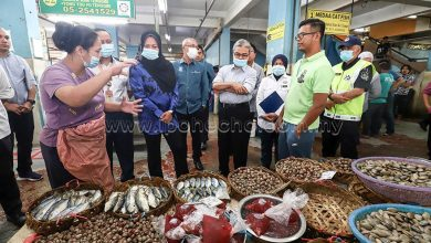 Photo of RM1Mil to Upgrade Ipoh Central Market