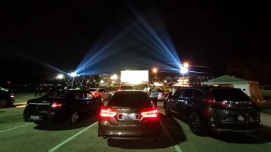 Photo of First Ever Drive-in Cinema in Malaysia
