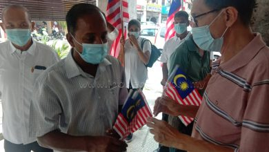 Photo of Patriotism in Fight Against Coronavirus