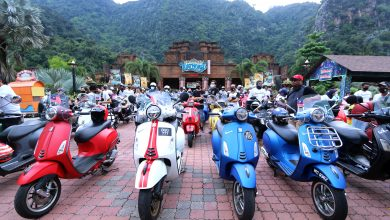 Photo of Merdeka Vespa Ride at SLWOT