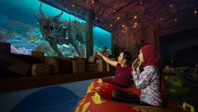 Photo of LWOT Unveils First Cinematic Tube Ride in Southeast Asia