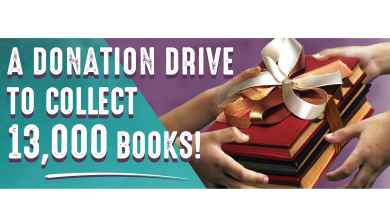 Photo of Donation Drive By BookXcess Pledges 13,000 Books To the Underprivileged