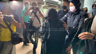 Photo of Viral 'Pink Bracelet Aunty' Jailed for a Day, Fined RM8,000