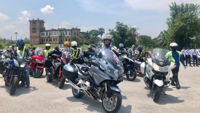 Photo of Kelantan Bikers Mesmerised by Kellie's Castle