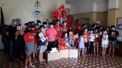 Photo of The Ipoh Kop End's Visit to the Salvation Army