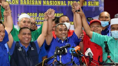 Photo of BN Won By a 10,945 Majority