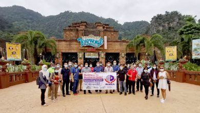 Photo of Perak Received the Most Tourists